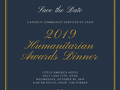 2019 Humanitarian Awards Dinner